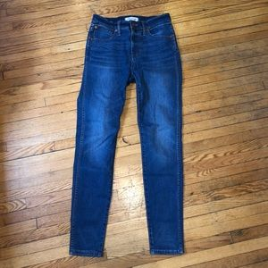 Madewell High-Rise Skinny Jeans (28)